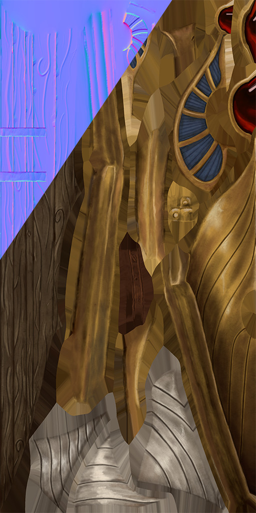 Maxim fortin textures