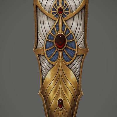 High Elf Shield