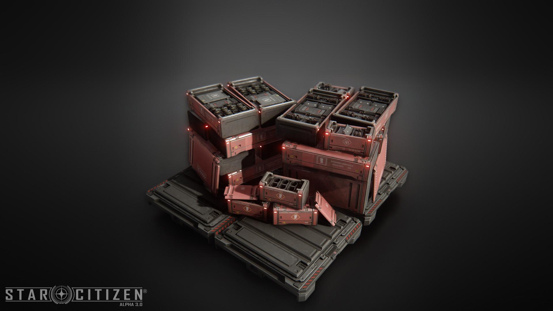 David garrett crates
