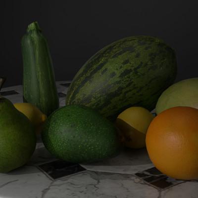 Levon karapetyan fruit render