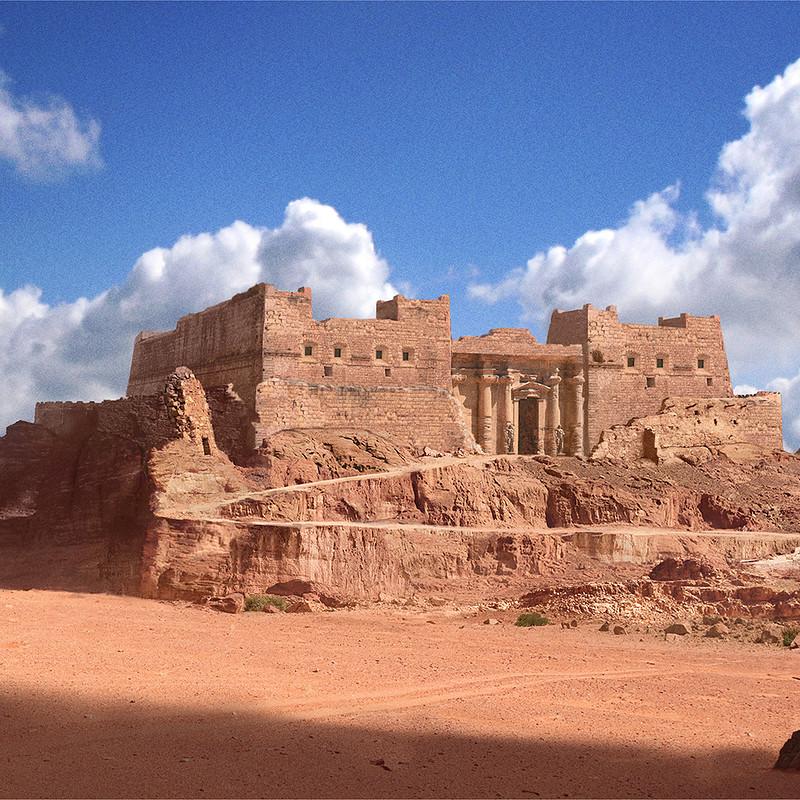 Desert Outpost