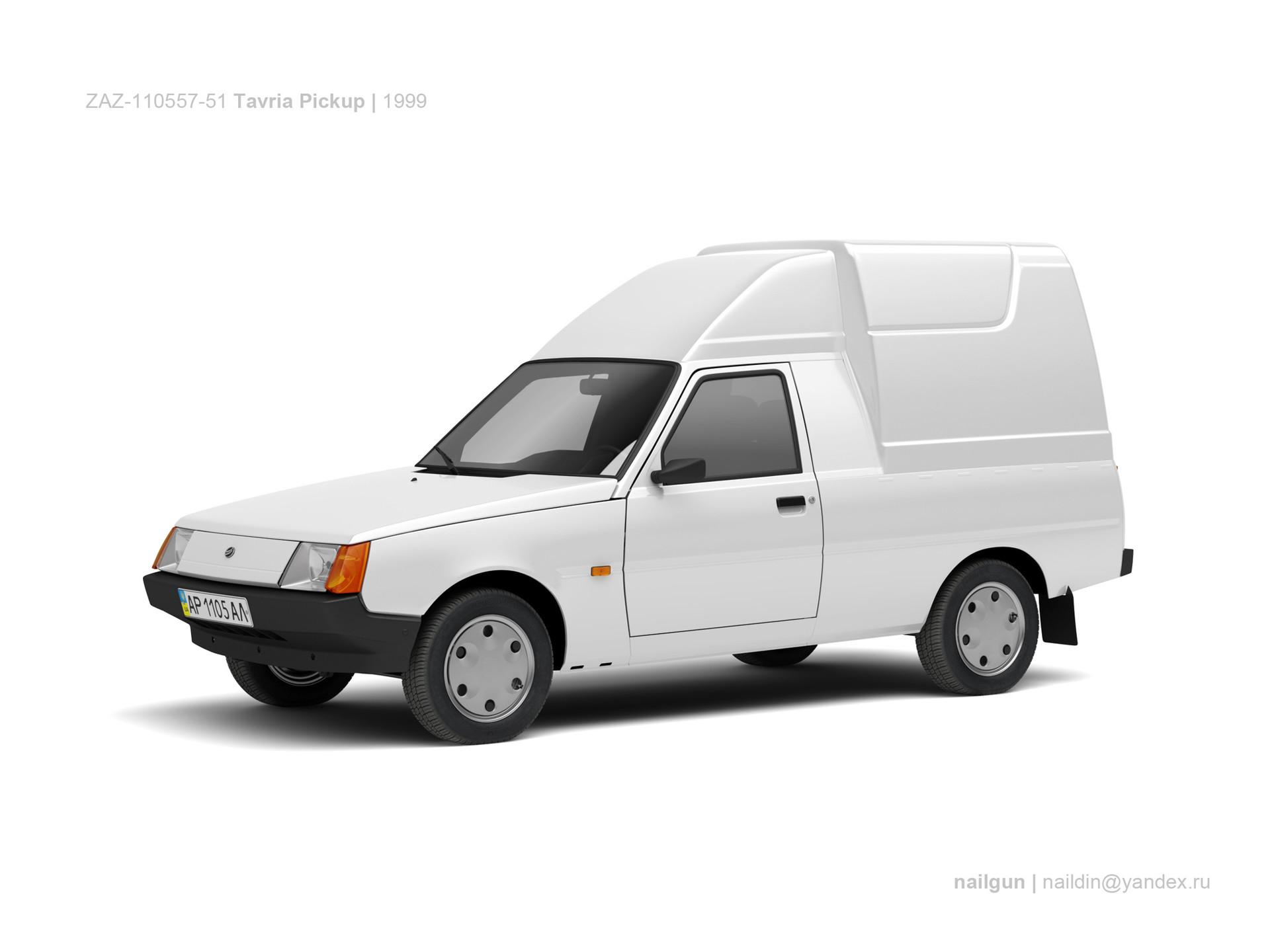 Nail khusnutdinov ukraine zaz 110557 51 tavria pickup 0
