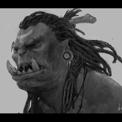 Lee kent orc demo 4