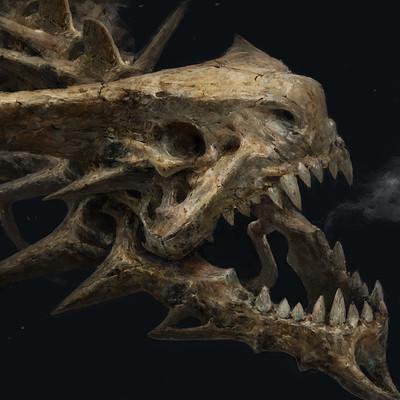 Lee kent bone dragon 2