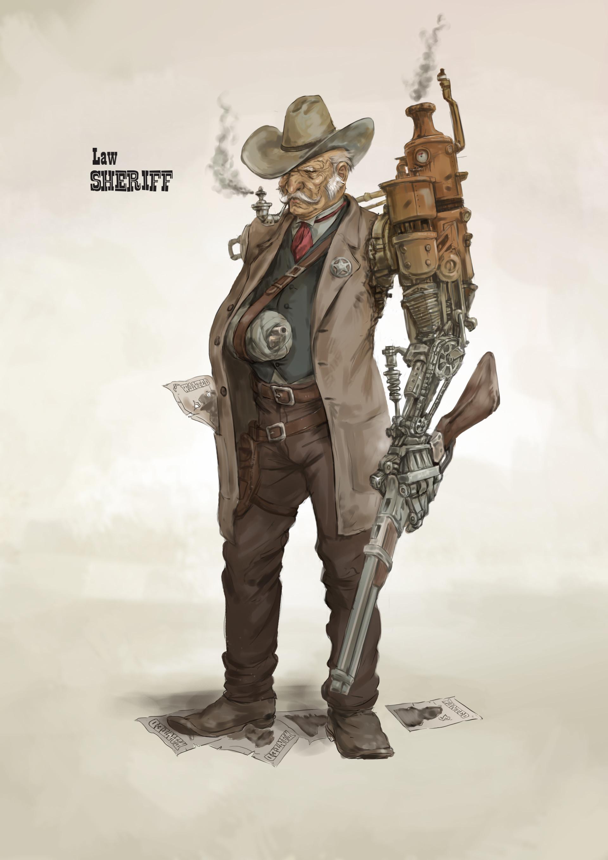 Alexey dokuchaev sheriff