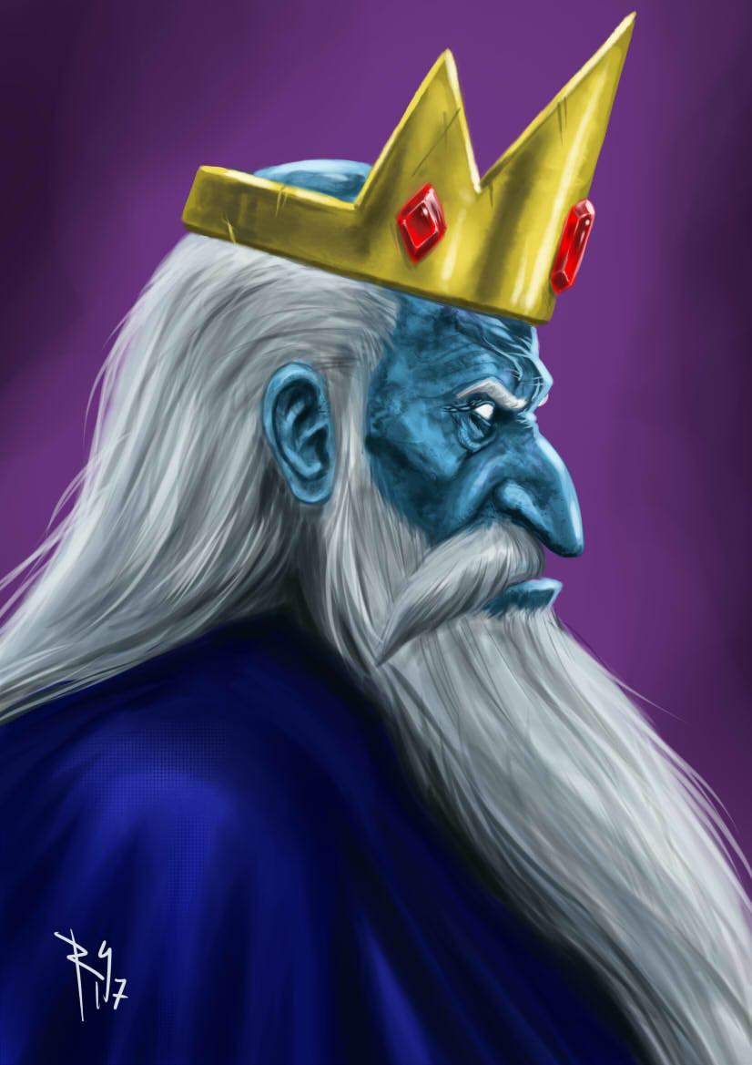 картинка ледяного короля кажется помимо