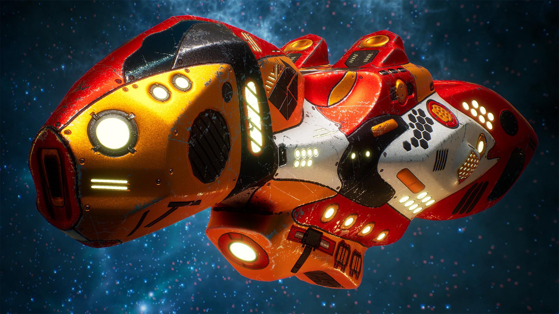 Andrew krivulya spaceship render 11