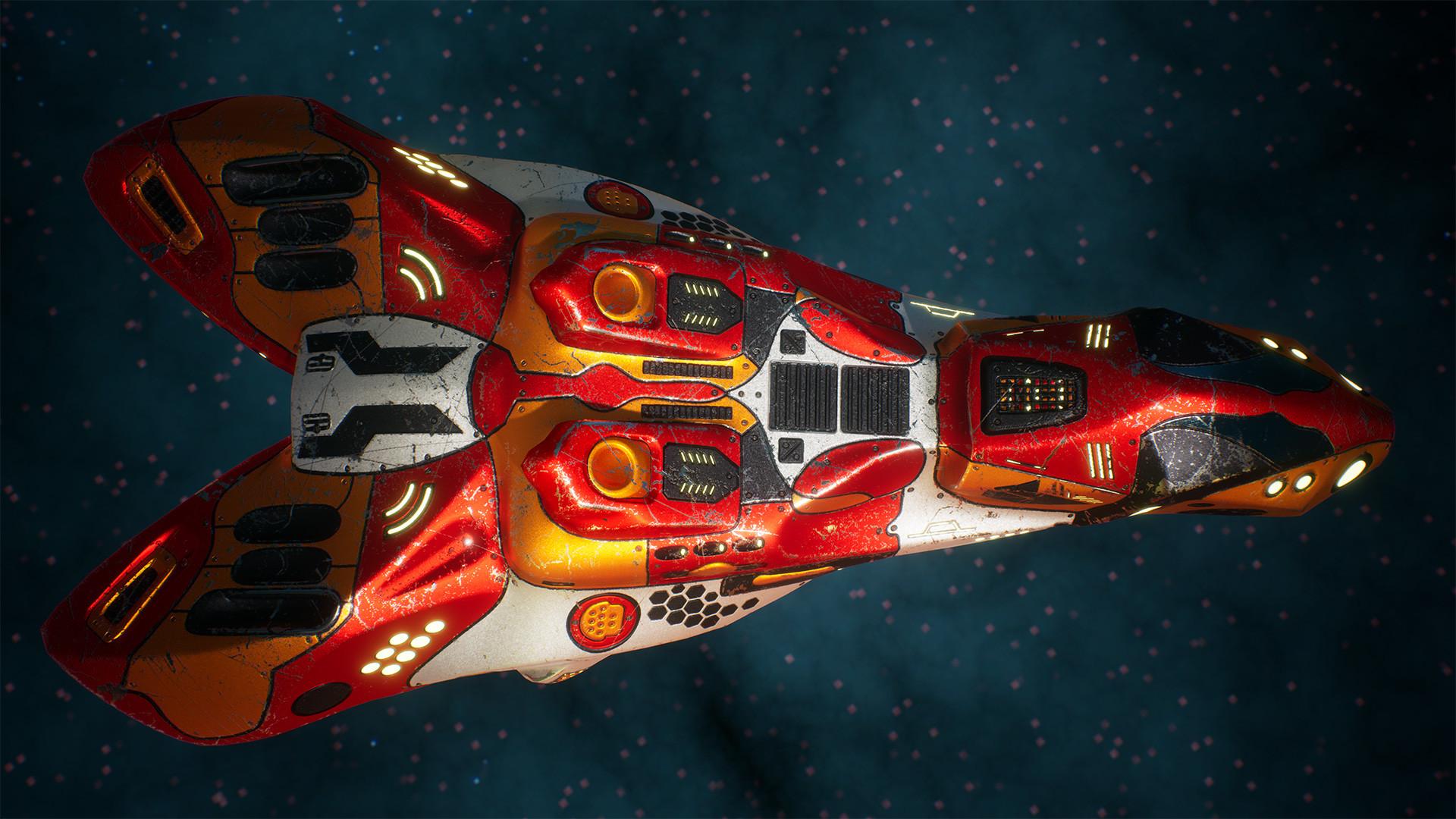 Andrew krivulya spaceship render 08