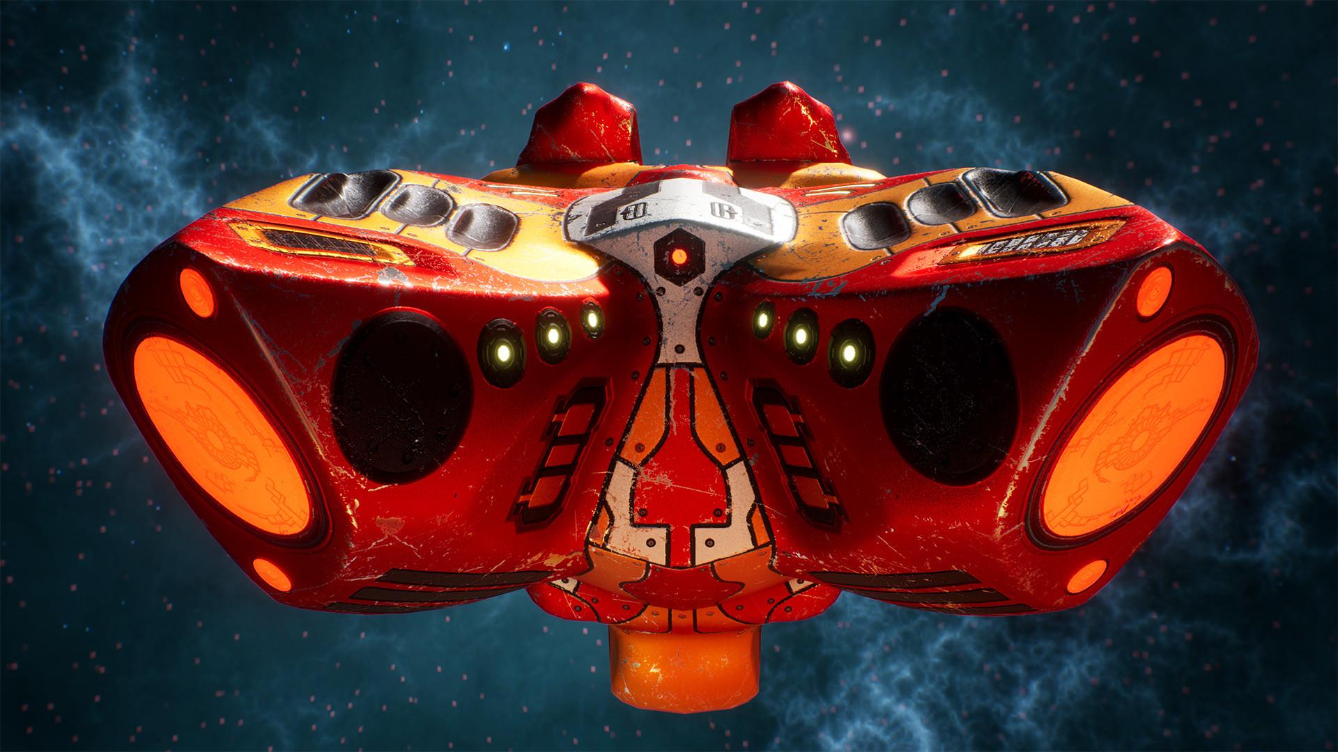 Andrew krivulya spaceship render 09