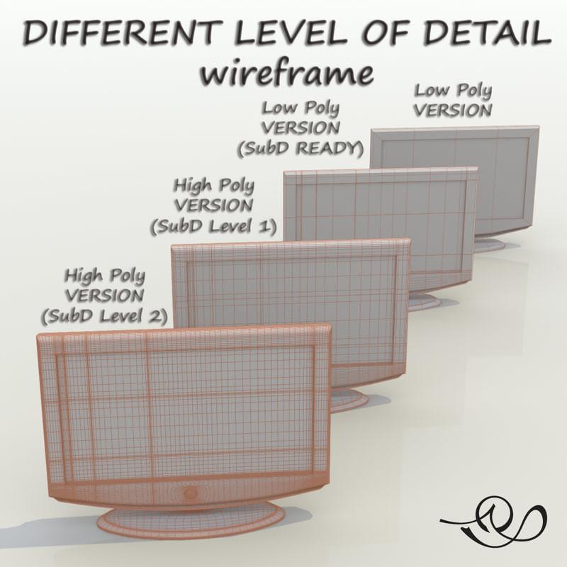 Dian mozokov preview lod level wireframe jpg3c2cef44 a3e9 4bx a7d9 0404f0241f11original