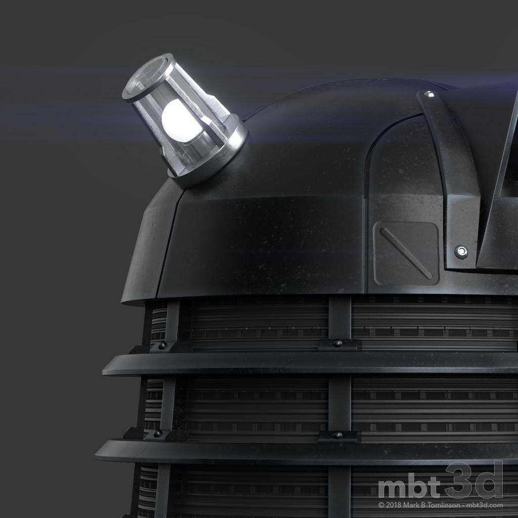 Dark Dalek