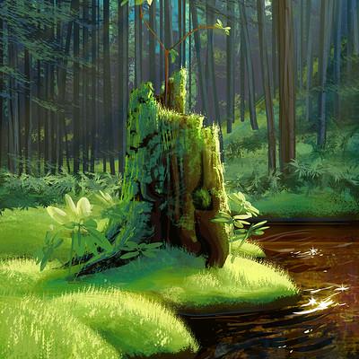 Eran fowler forestsun v01