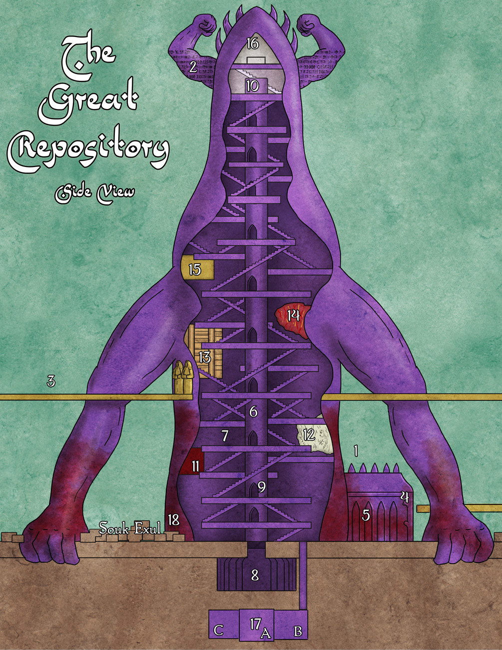 The Great Repository