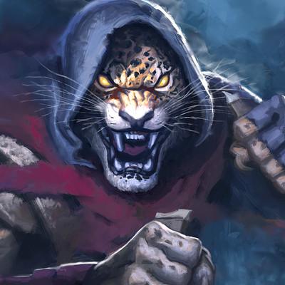 Guilherme da cas jaguar rogue final