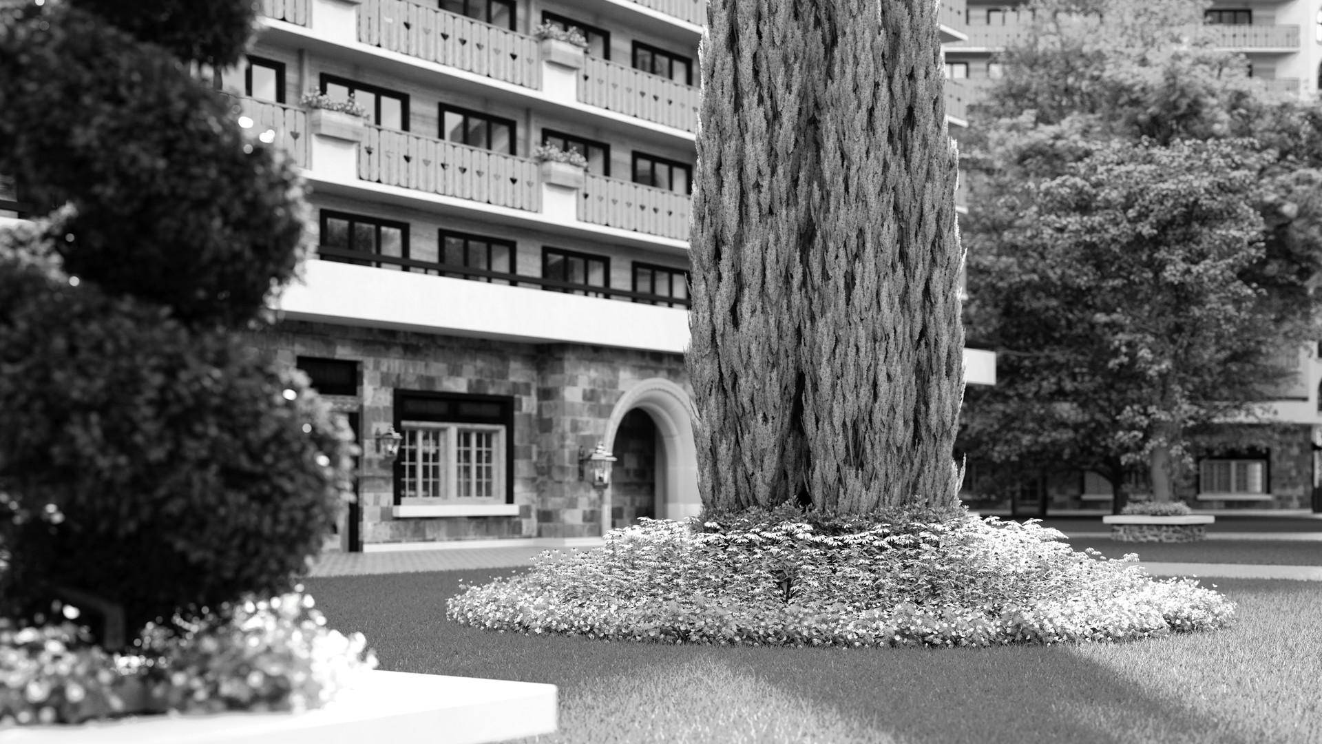 Duane kemp 03 eco cycle alpine hotel v2018 scene 91 pmc 1024 s px 2840x2160 4h15 hdr241 fp2900zg crf b bw