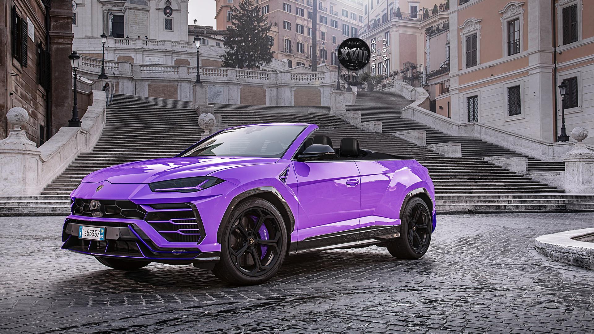 Ancs Dsgn Lamborghini Urus Cab