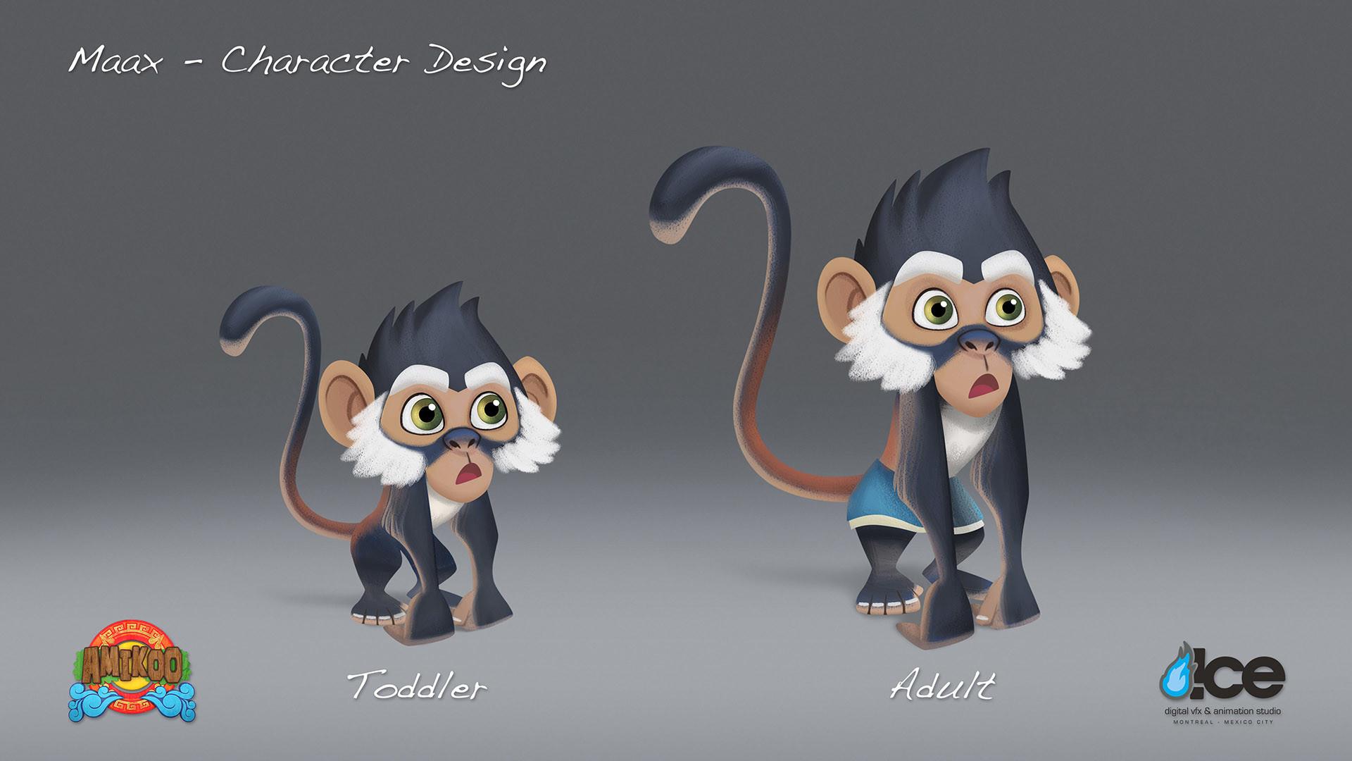 Dave arredondo amikoo maax characterdesignhdtv