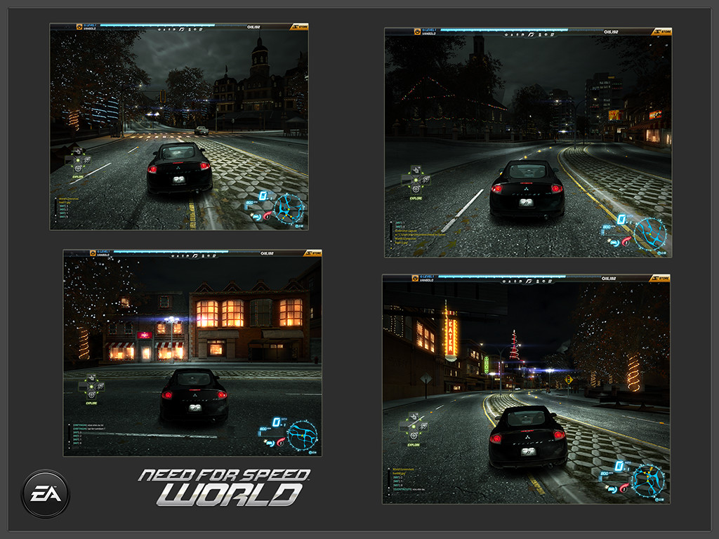 ArtStation - Need For Speed World, Van Do