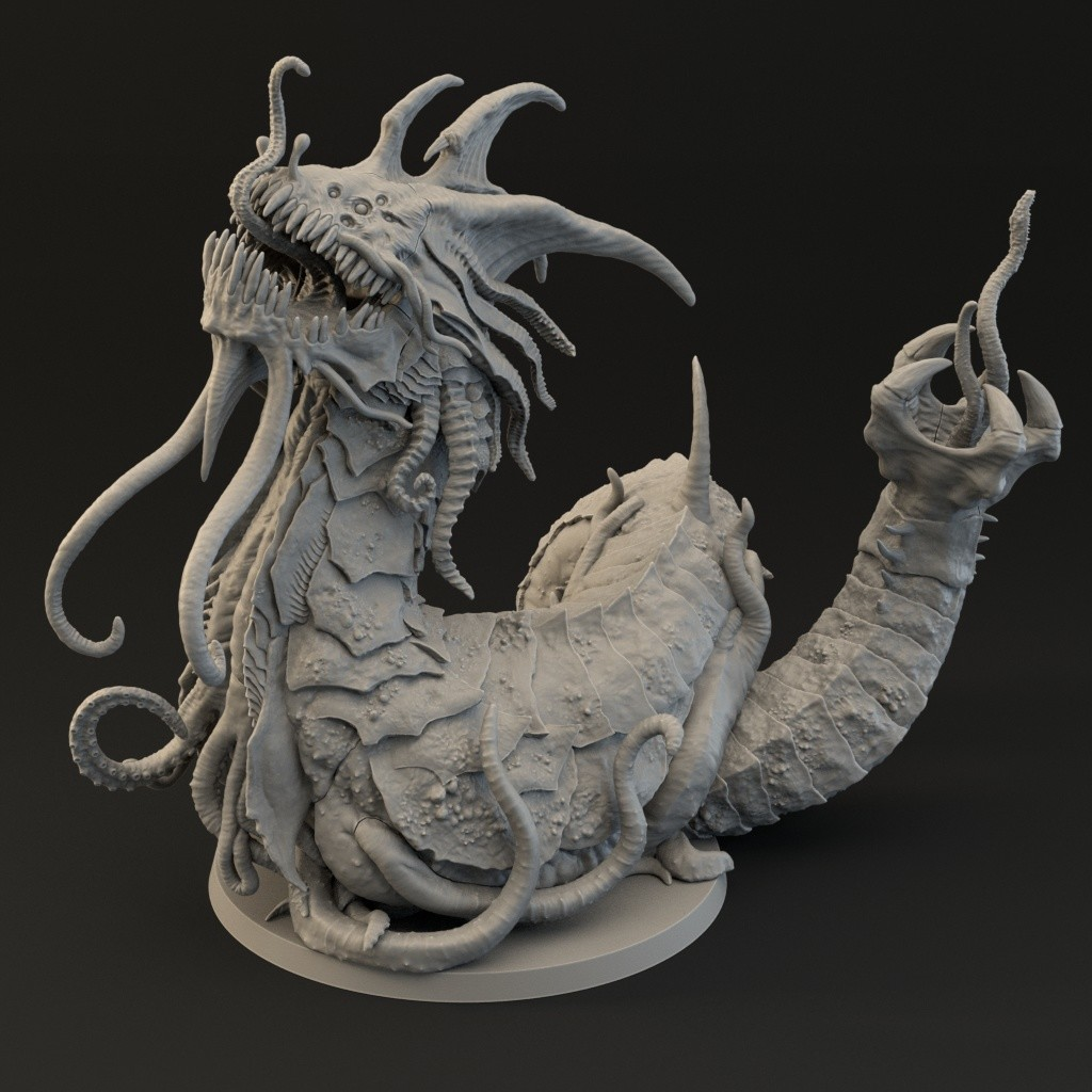 ArtStation - DAGON, Patrick MASSON