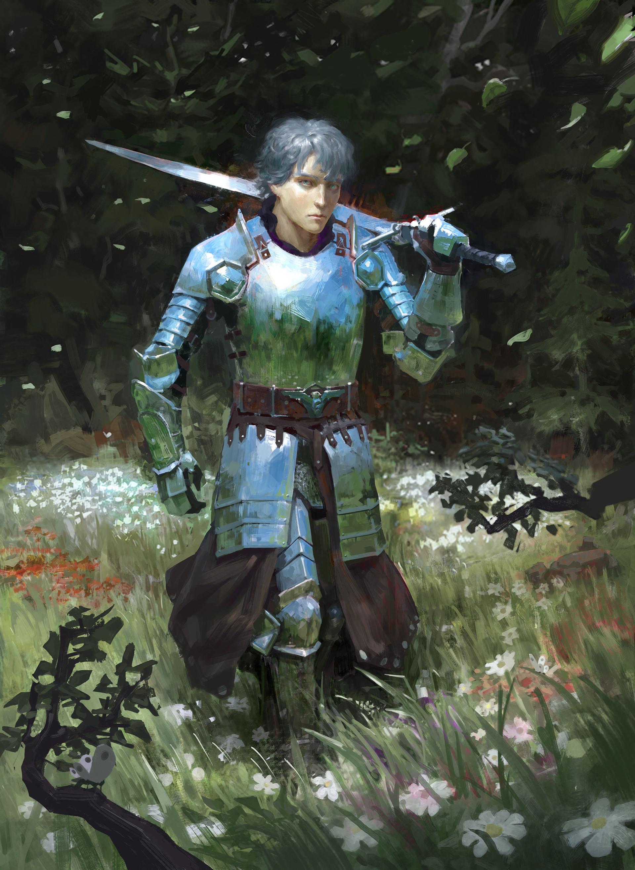 Artur treffner silver knight