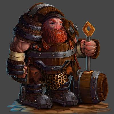 Teejay ralph villahermosa barrel armor by tapuklok