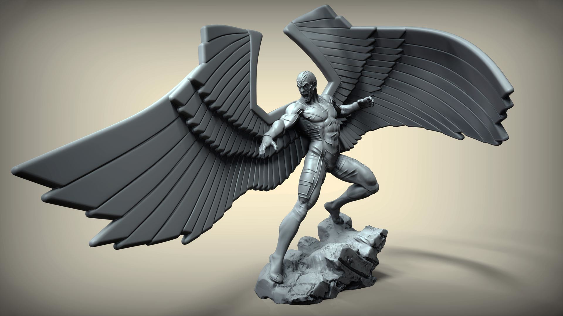 Andre de souza archangel 1