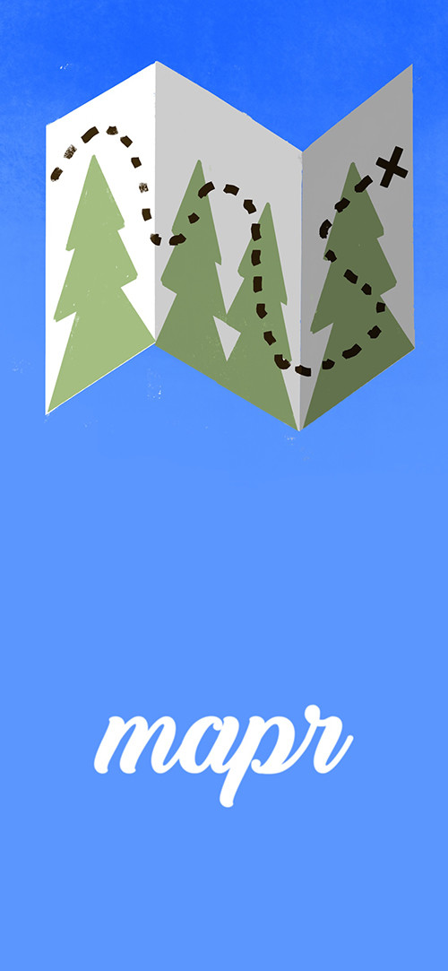 Alternate Mapr Landing Page