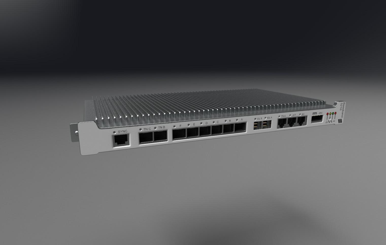 ArtStation - Ericsson 5G Routers, Feini Pan