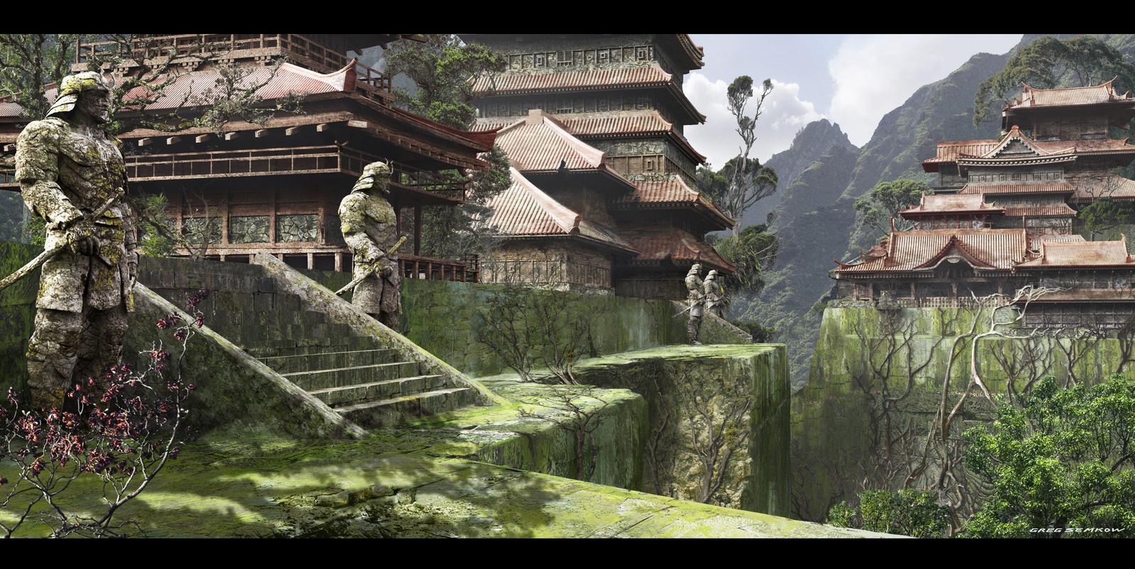 Edo Ruins