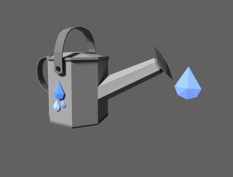 Jordan cameron wateringcan