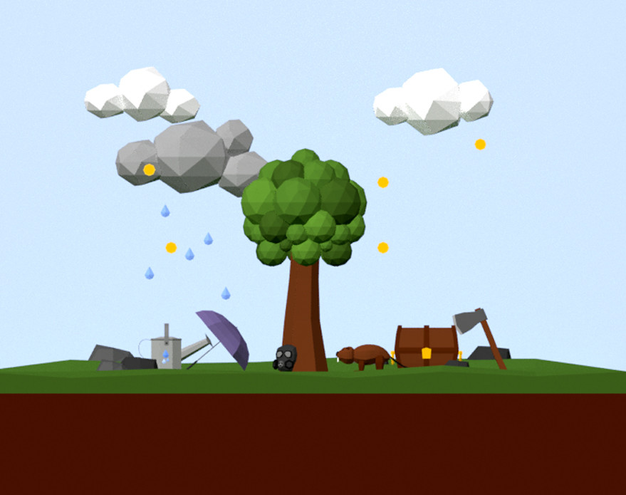 The Last Tree Mobile Game