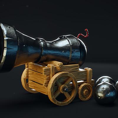 Oren leventar cannon