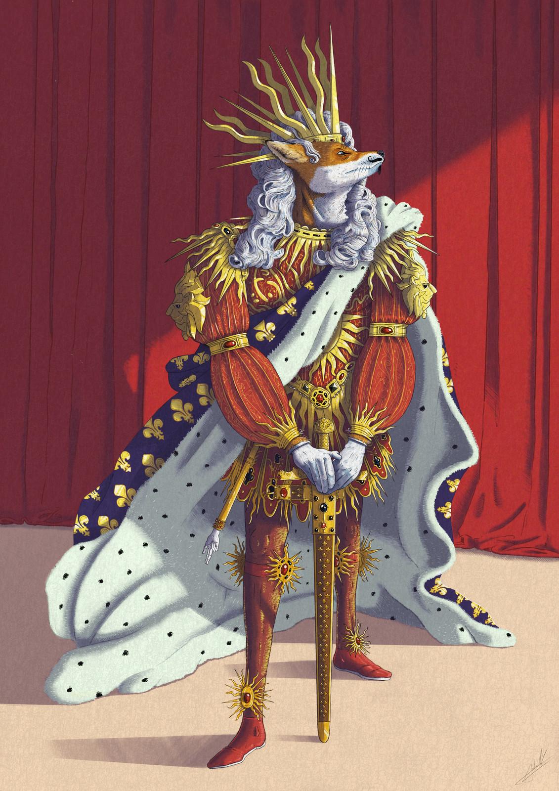 CDC - Baroque Aristocracy