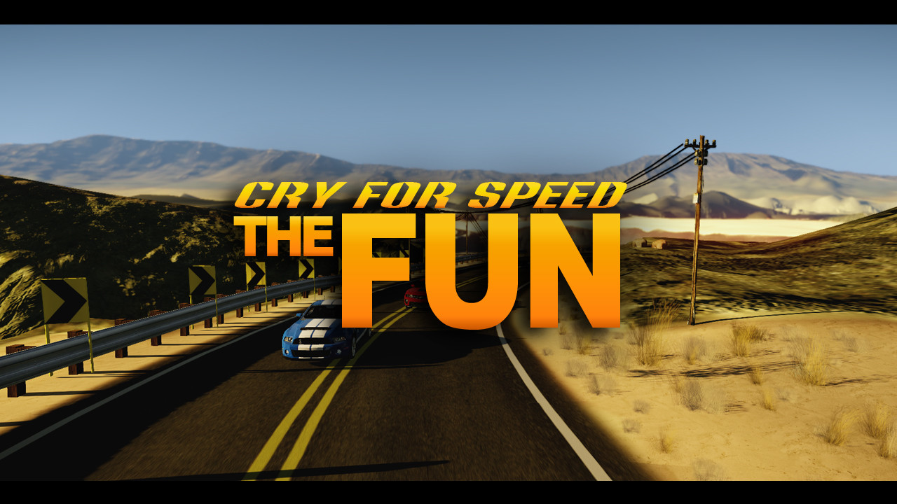 Brandon volpe cry for speed the fun wallpaper 002