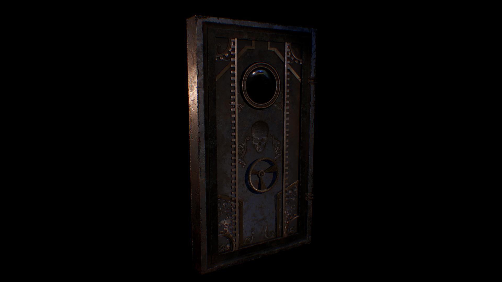Tim hertel screenshot054 & Tim Hertel - Steampunk Door - A Story of Hope