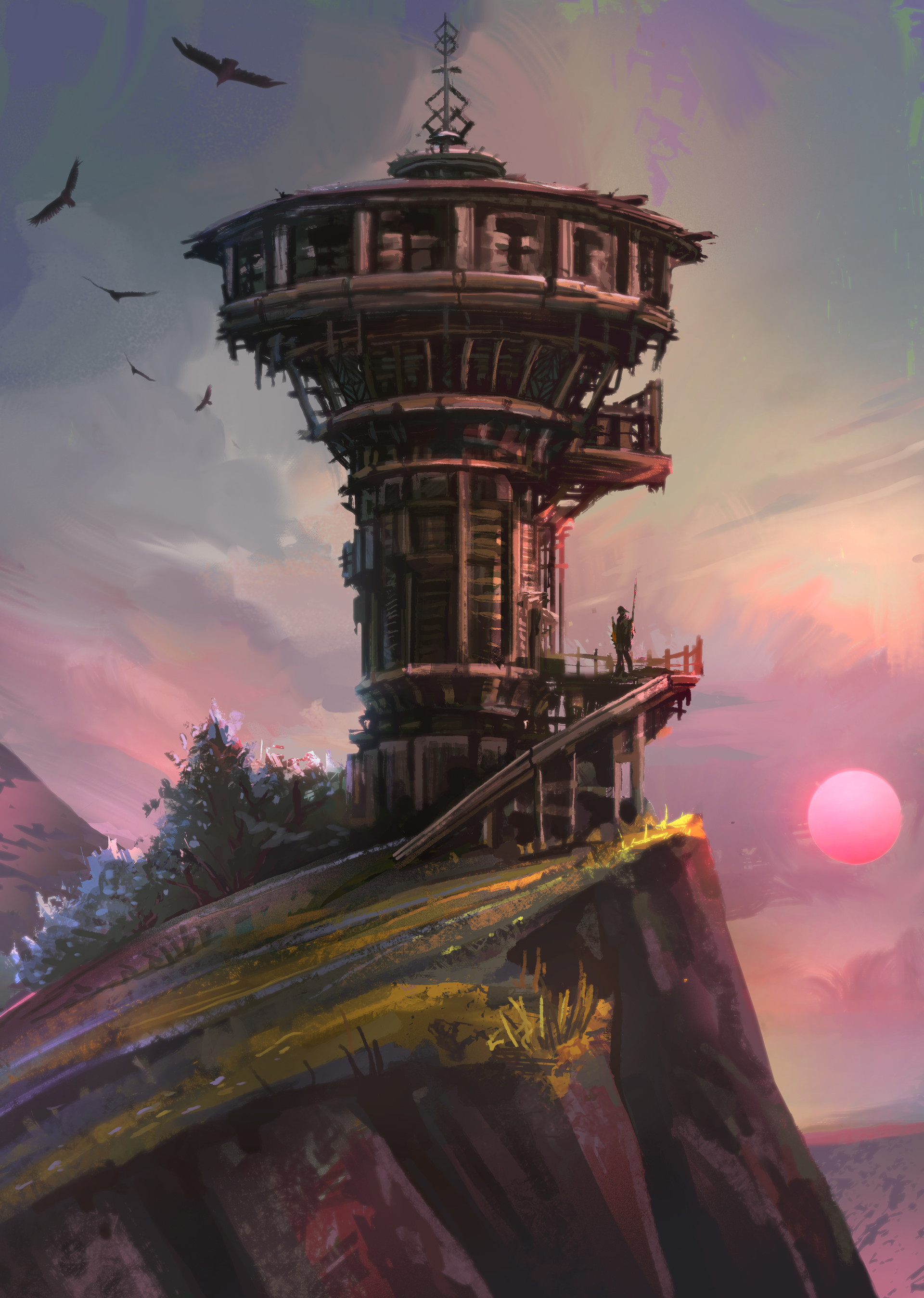Weston t jones trinn tower