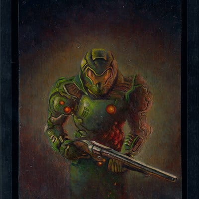 Rene kuipers doom guy1