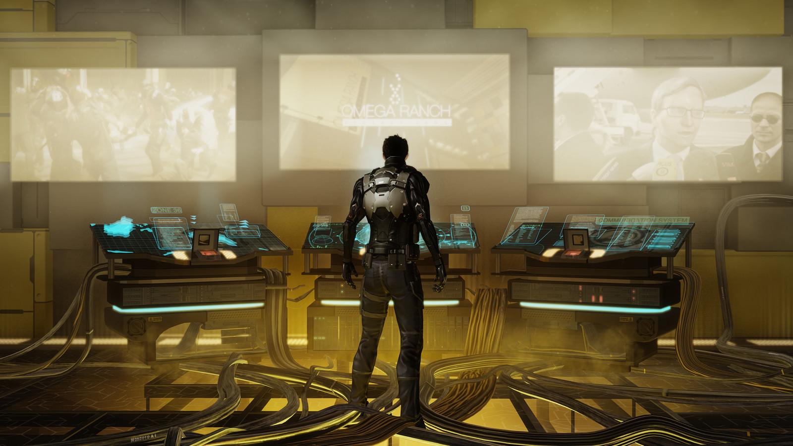 Deus Ex: Human Revolution (Eidos Montréal)