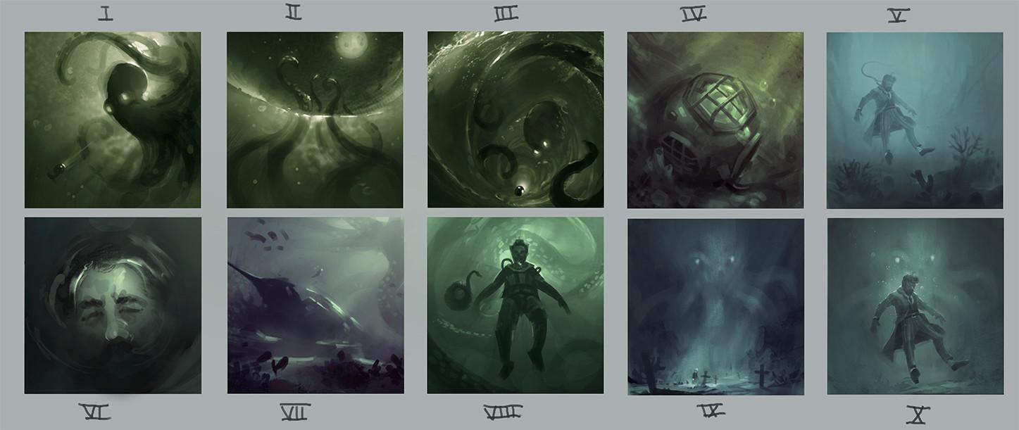 Some thumbnail exploration