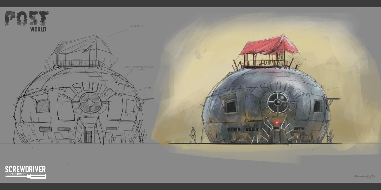 Concept house 2