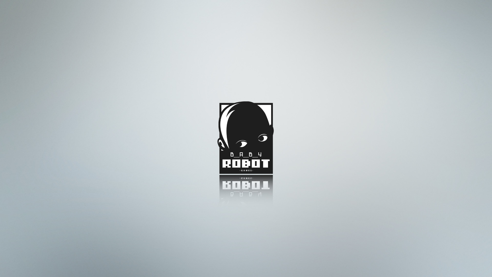 Alex alonso wallpaper baby robot
