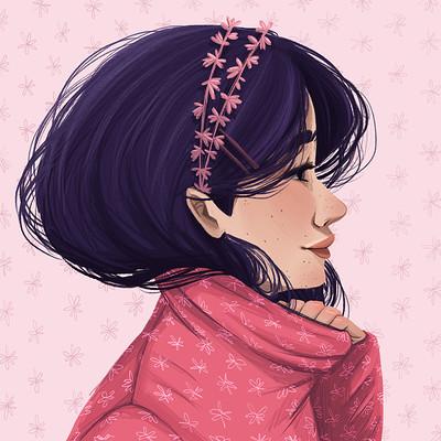 Natasza remesz pink jumper