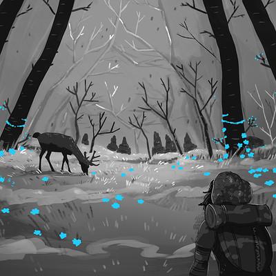 Pablo broseta concept bosque