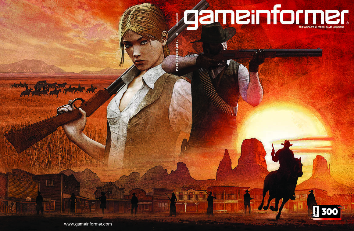 Gameinformer/Red Dead Redemption