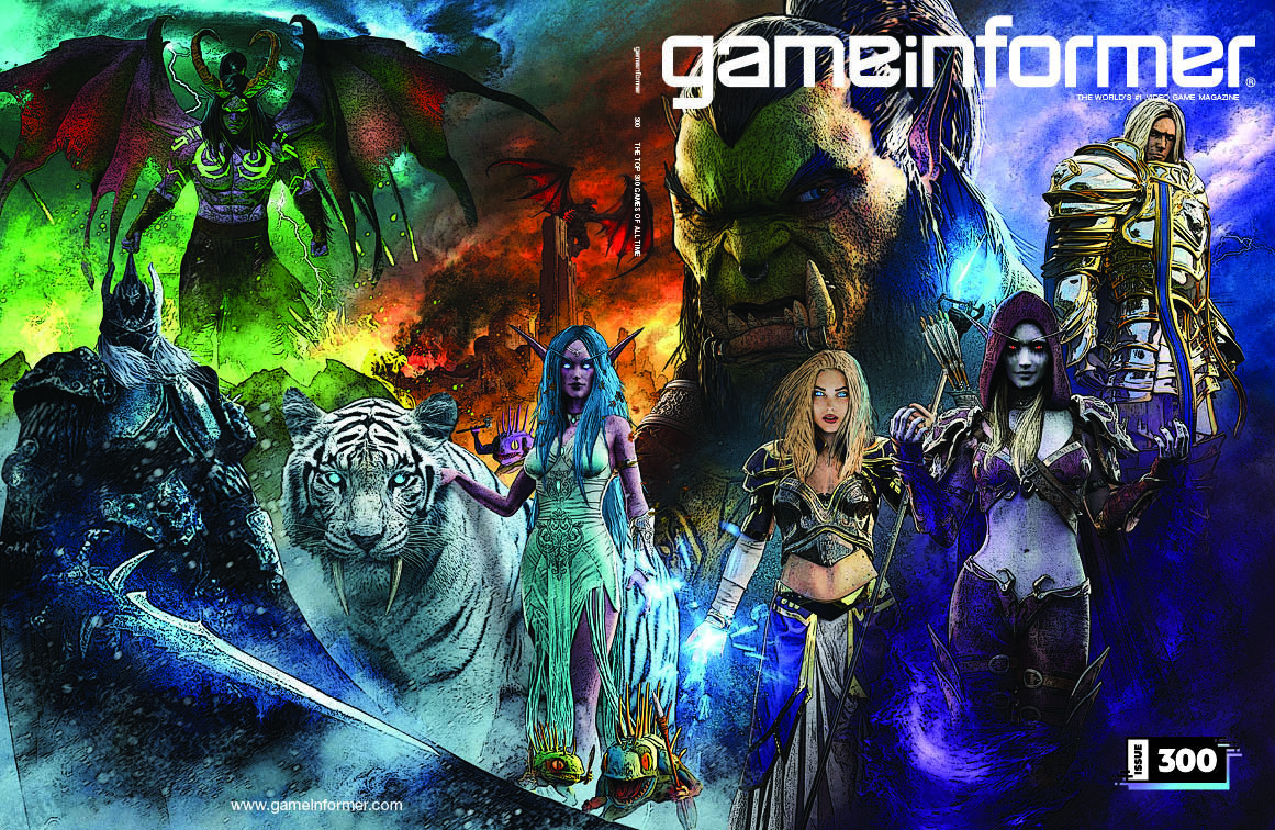Gameinformer/World Of Warcraft