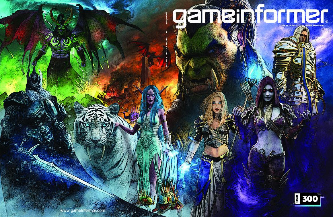 Gameinformer/World Of Warcraft