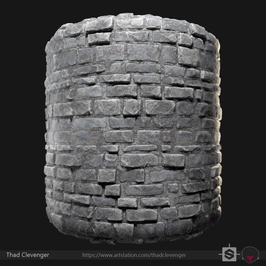 Thx clevenger stone wall02