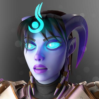 Draenei (Warcraft Fan Art)