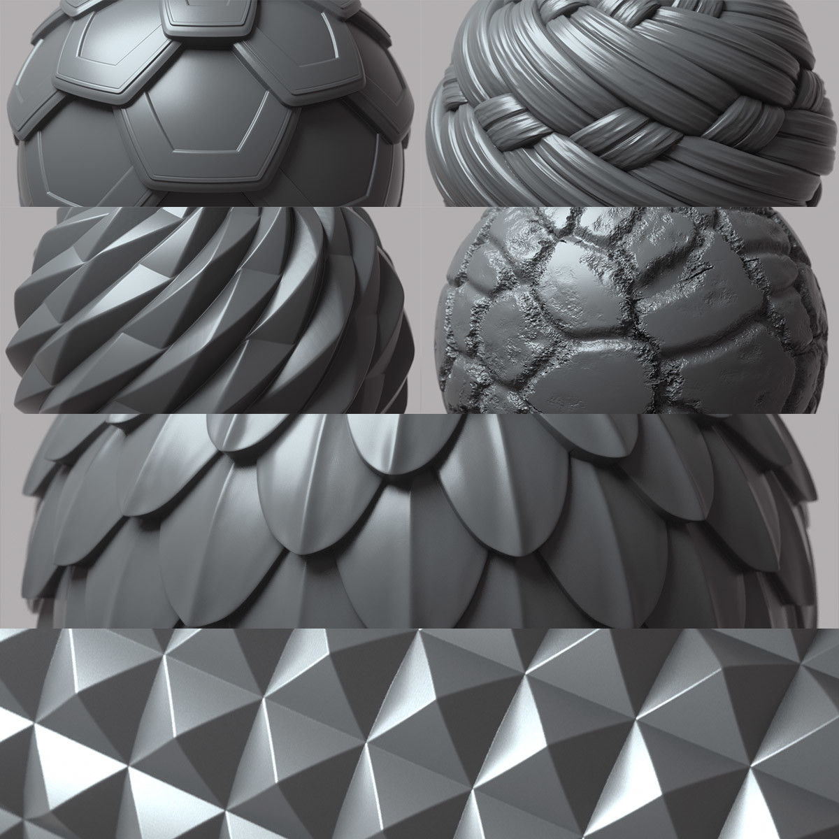 Travis davids 100 tileable displacement patterns preview 6