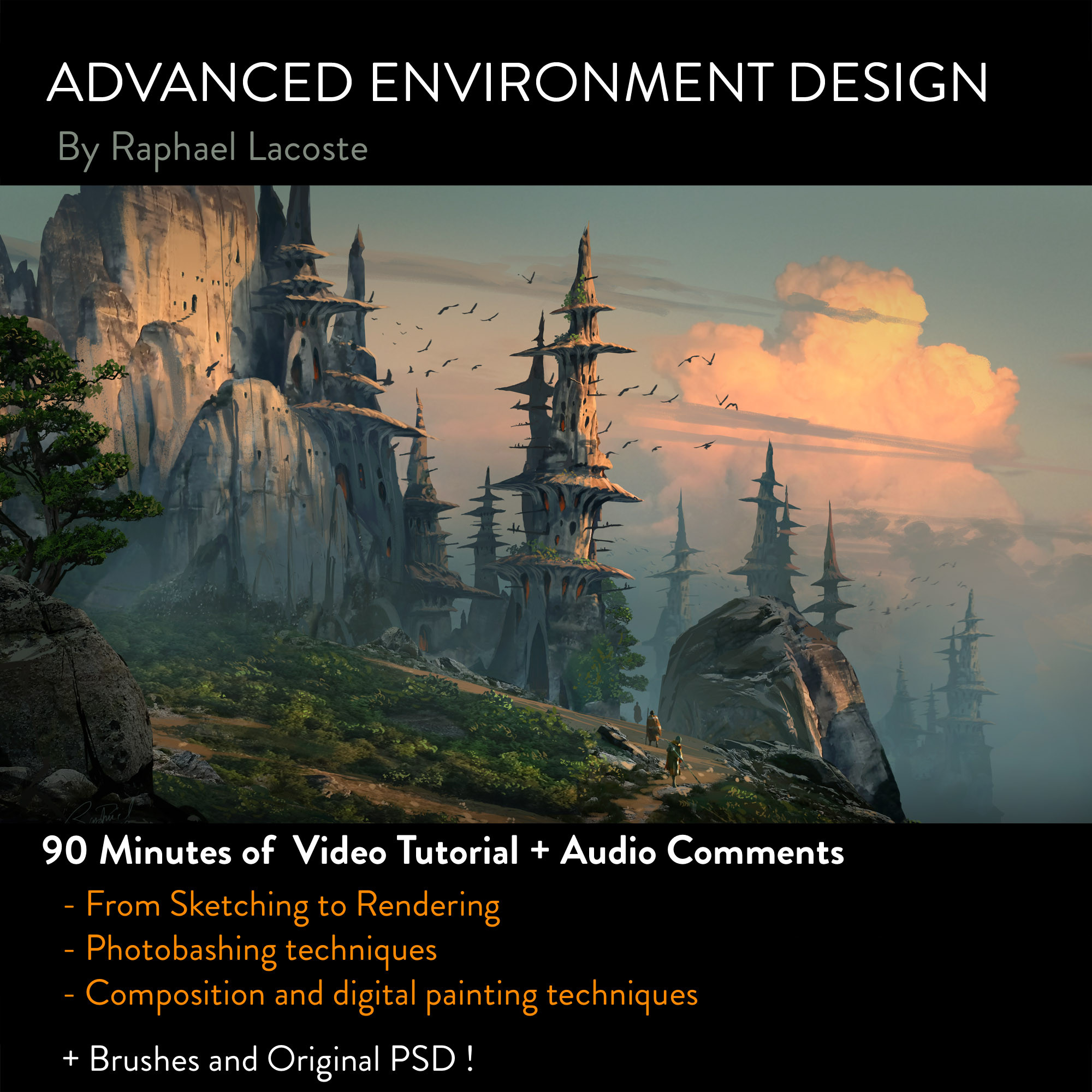 """Advanced Environment Design Tutorial"" Gumroad :  https://gumroad.com/l/uYtoK"